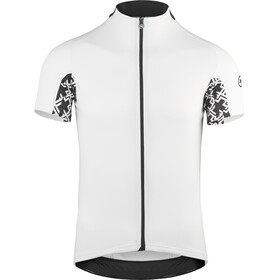 assos Mille GT - Maillot manches courtes Homme - blanc